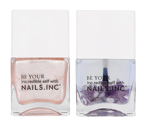 Duo de vernis à ongles Crystals Made Me Do It de Nails Inc.