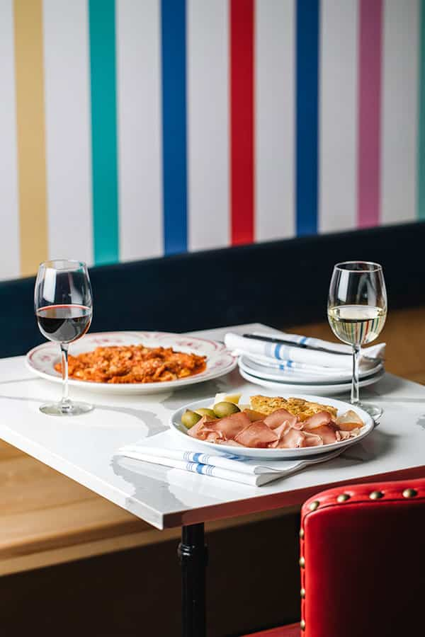 Giulietta pizzeria napolitaine
