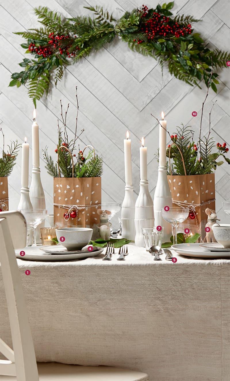 La table traditionnelle