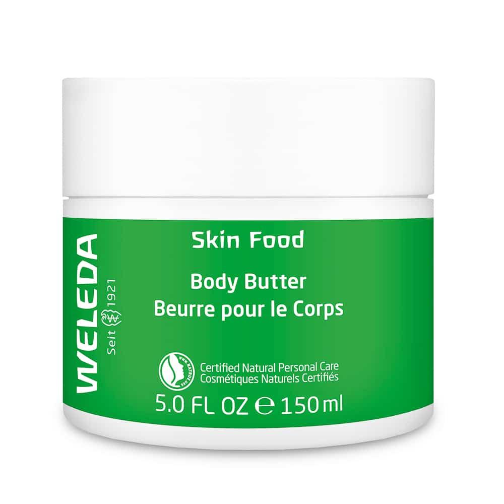 Beurre pour le corps Skin Food, de Weleda