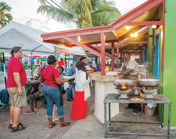 Oistins - Barbade
