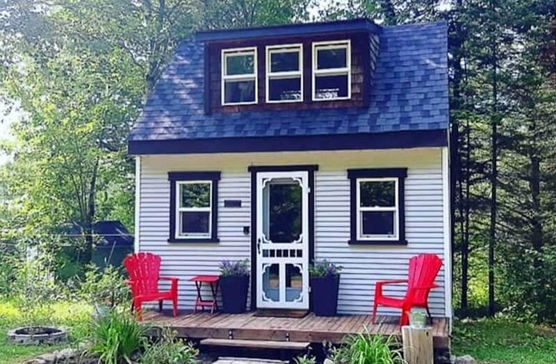 NADIA'S TINY HOUSE