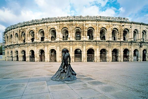 Amphithéâtre romain de Nîmes