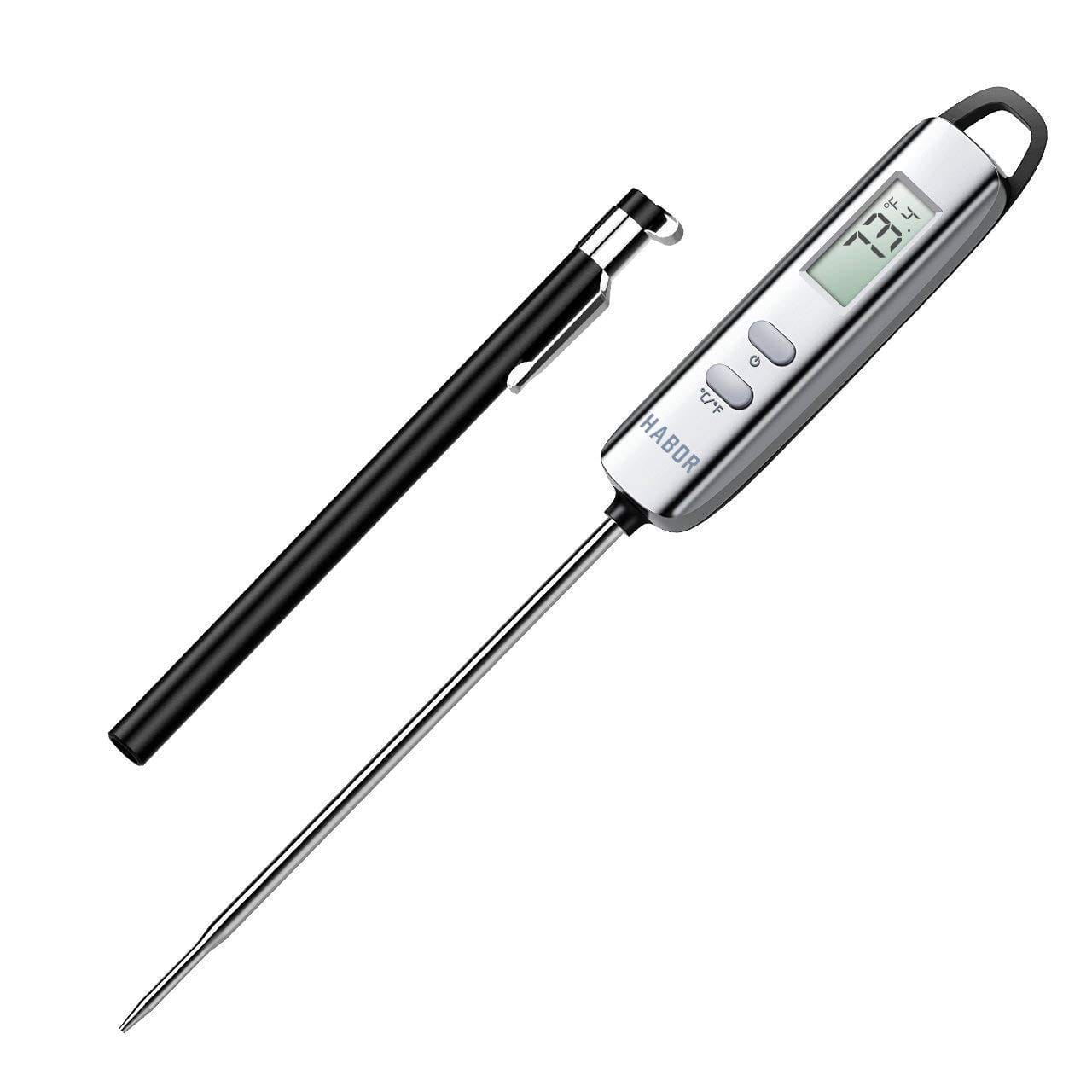 Thermomètre numérique multi-usage