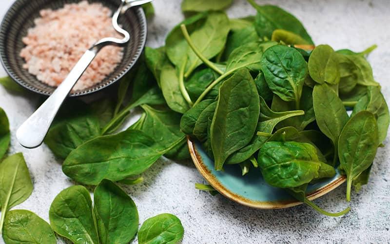 Les légumes verts