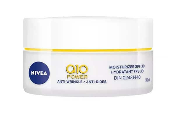 Hydratant Q10 de Nivea avec FPS 30