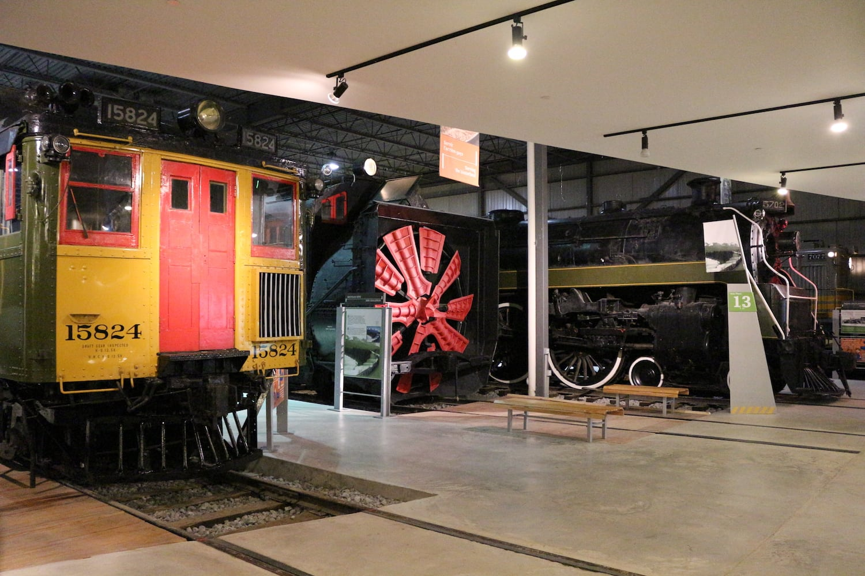 Exporail - Musée ferroviaire canadien