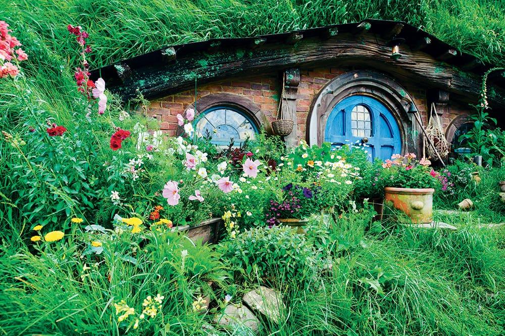 Village du Hobbiton