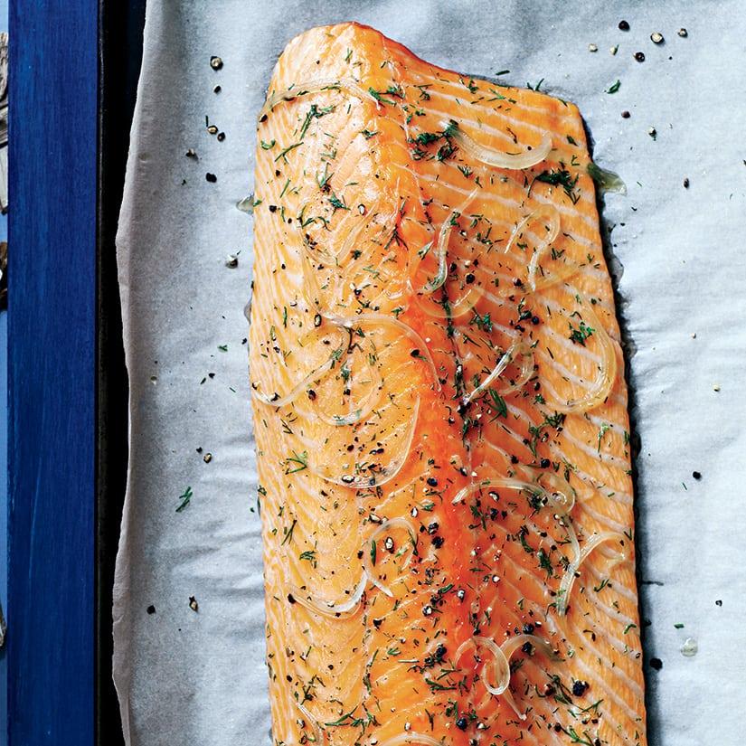 Recette de saumon fumé à chaud au barbecue | Coup de Pouce