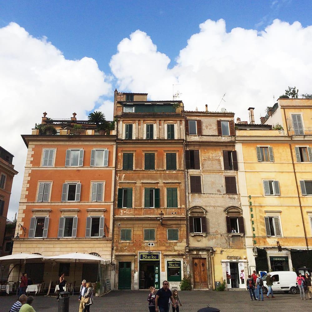 Découvrez le quartier Trastevere