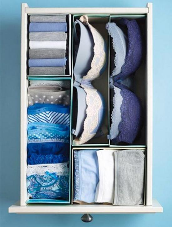 10 Trucs Pour Organiser Sa Garde Robe Coup De Pouce