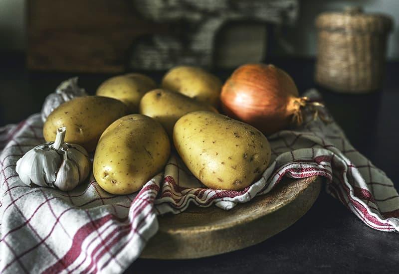 patates oignons