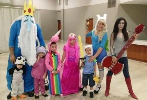 adventure time halloween costume