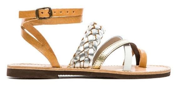 Strappy Revolve sandals