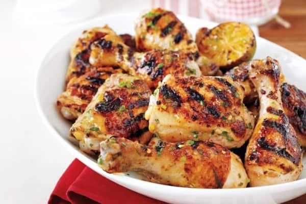 maple buttermilk chicken