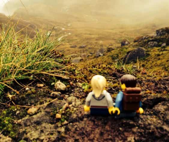 Lego travel