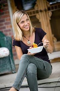 Trish Magwood, mom & celebrity food expert