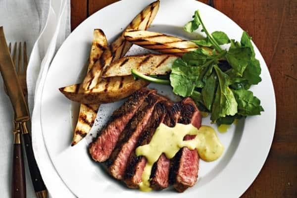 steakhouse rib eye