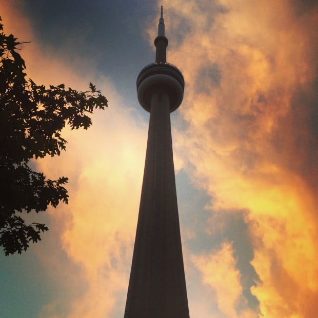 CN Tower Toronto Instagram