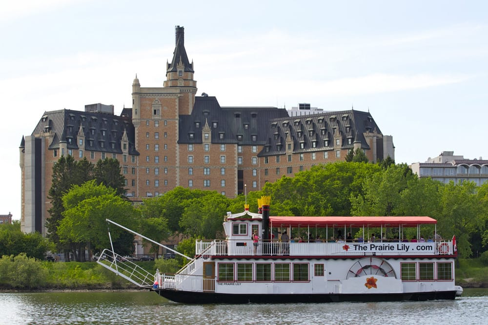 Prairie Lily Boat Tour