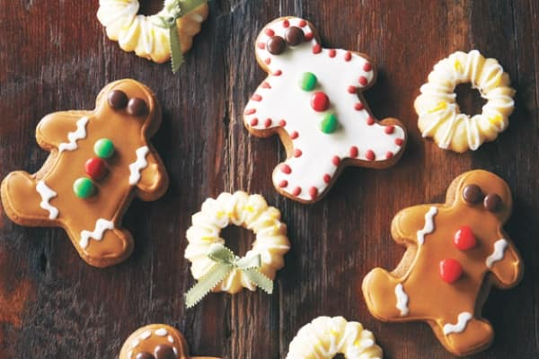 Buttery Gingerbread Men
