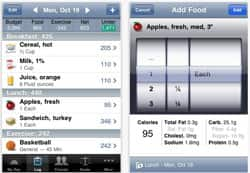 Track your food and exercise with Lose It!