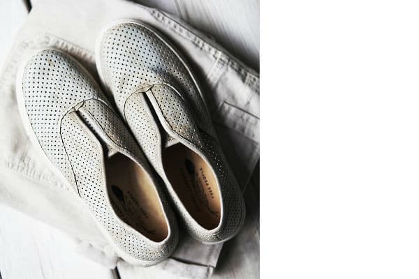 Perforated Jeffrey Campbell sneakers
