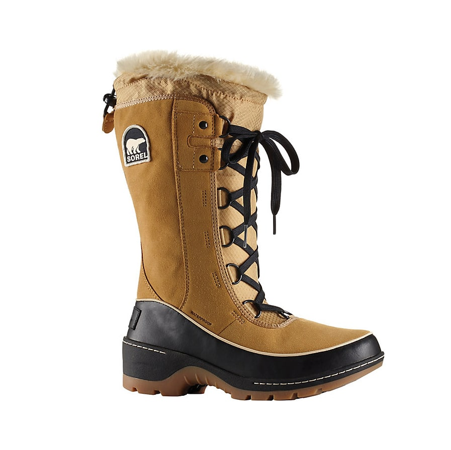 Winter boots that were made for