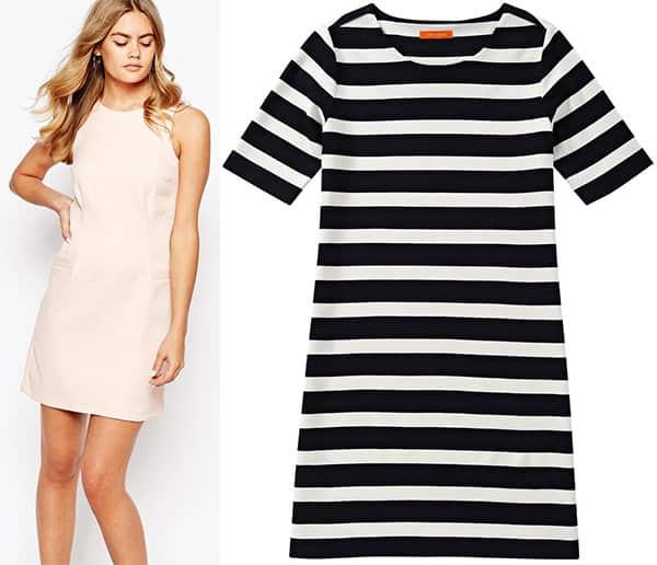 Mod sixties dresses like what Taylor Swift wears