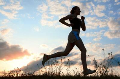 Running makes me feel grrrreat!