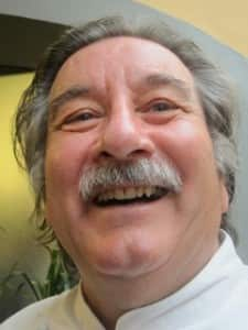 Our effusive, big-hearted chef from Tuscany: Libero (Courtesy: Journey Woman)