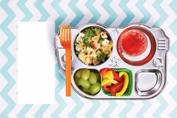 Chicken, Broccoli and Bocconcini Pasta Salad
