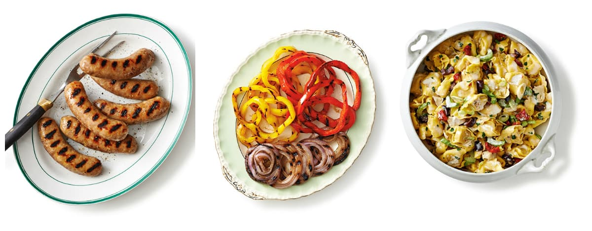 saturday lunch menu