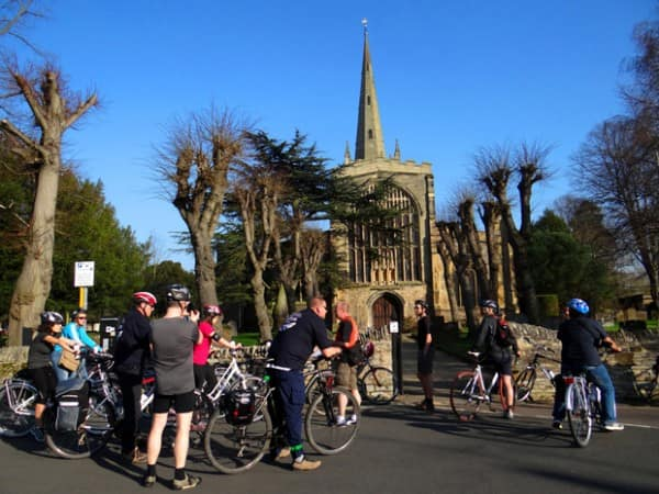 Cycling Shakespeare's Way