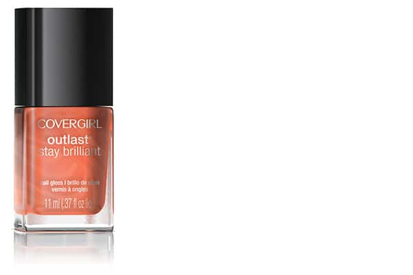 CoverGirl Nail Gloss in Totally Tulip