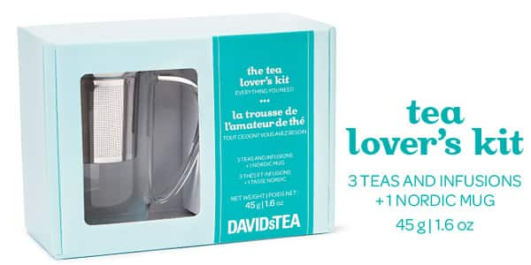 Mother's Day gift ideas under $35 - Tea Lover's Kit