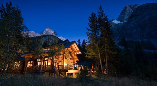 Cathedral Mountain Lodge in British Columbia
