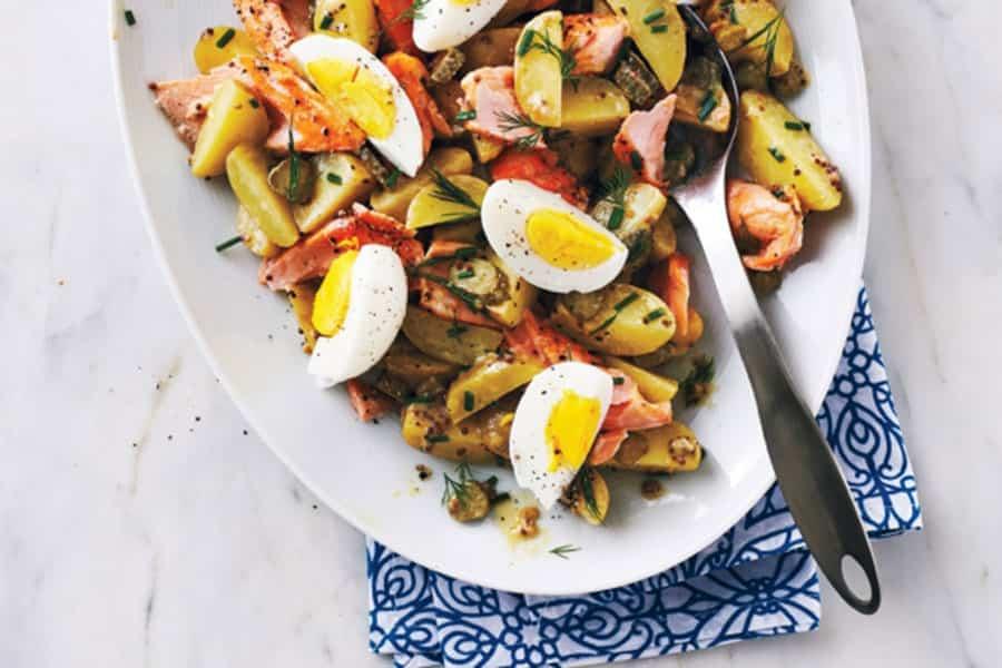Egg Potatoe Salad