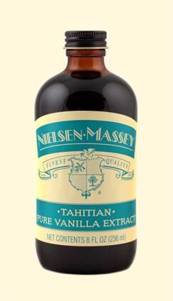 Tahitian Pure Vanilla Extract
