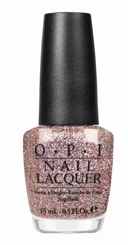OPI Nail Polish in Sparkle-icious, $11.