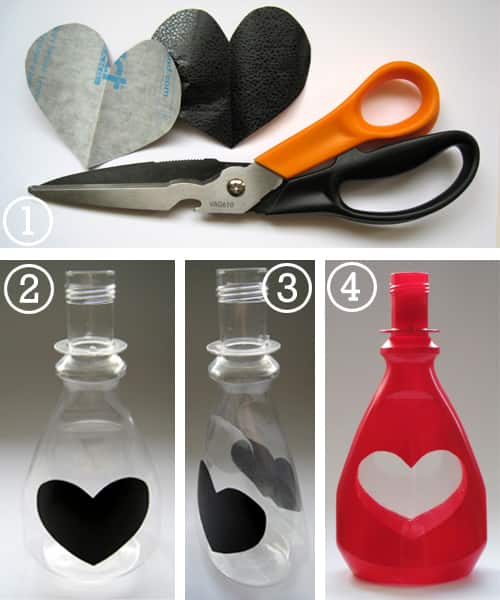 recyclable-valentine-vases-process