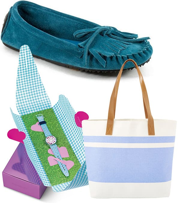 Colourful accessories for Mother's Day gift ideas