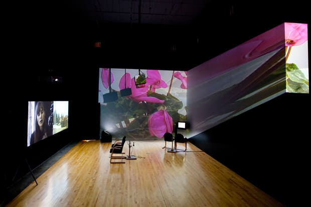 Jayce Salloum, everything and nothing and other works from the ongoing videotape, untitled.