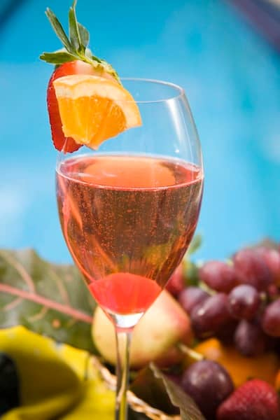 The Graycliff Champagne Cocktail