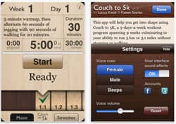 Get moving with Couch to 5k