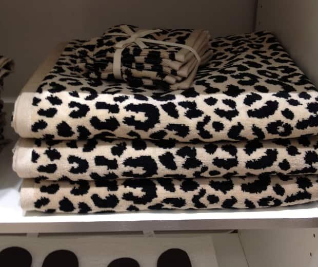 Zara Home towels