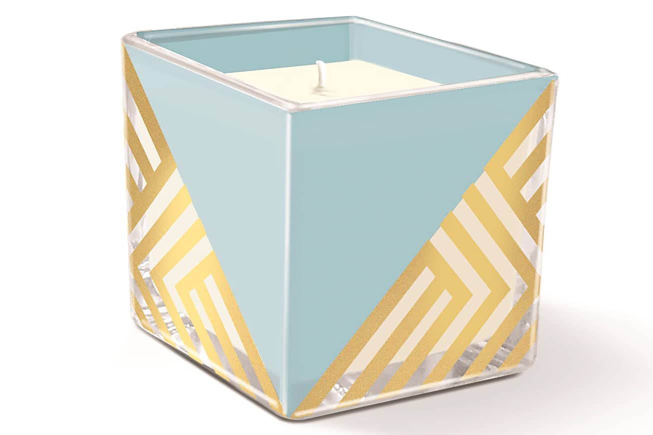 gatsby gracie cube candle