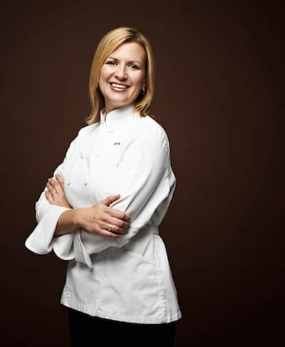 Canadian baking and pastry expert, Anna Olson