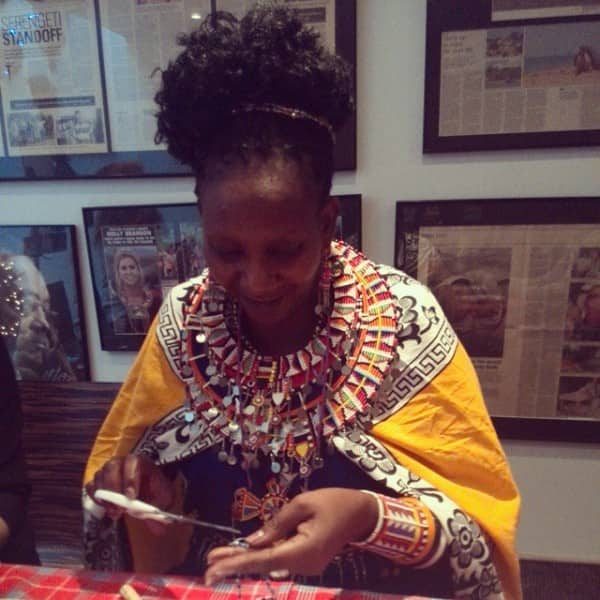 Maasai Mama Leah