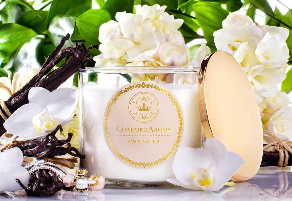 charmed aroma candle